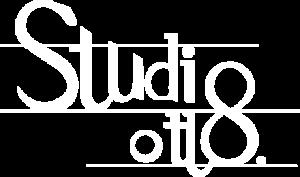 Logo Studio 8 BIANCO