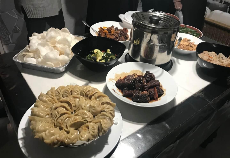 Cibo Cinese a Casa